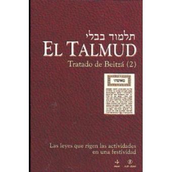 El Talmud, vol. 9: Tratado de Beitzá, 2