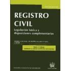 Registro Civil. ed. 2011