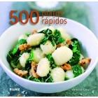 500 platos rápidos