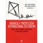 Infancia y protección internacional en Europa. Niños y refugiados y beneficiarios de protección subsidiaria
