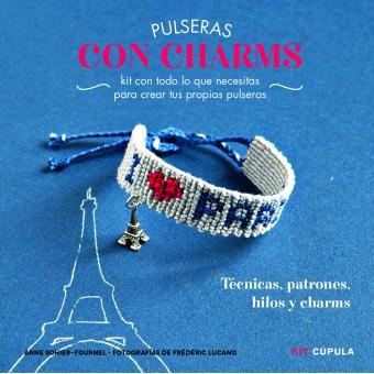 Kit Pulseras con charms