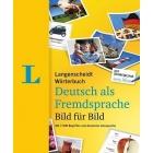 Langenscheidt Wörterbuch Deutsch als Fremdsprache Bild für Bild