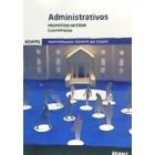Cuestionarios Administrativos de la Administración del Estado, promoción interna