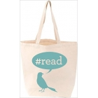 LoveLit #Read Tote Bag