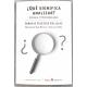 ¿Qué significa analizar? - Clínica y epistemología