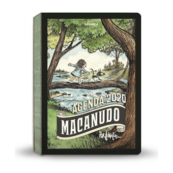 Agenda Macanudo 2020 Cosida-Bosque