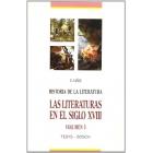Historia de la literatura, vol. 5. Las literaturas en el siglo XVIII