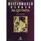 Diccionario Espasa Alquimia