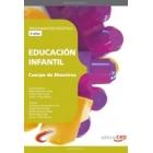 Cuerpo de maestros. educación Infantil. (3 años). Programación didáctica