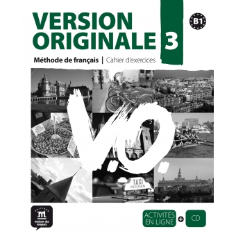 Version Originale 3. Cahier d'exercices + CD