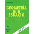Geometría en el espacio. Definiciones, teoremas y resultados