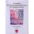 Glosario de temas fundamentales en Trabajo Social