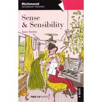 Sense & Sensibility (Richmond Secondary Readers Level 4 with CD)