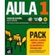 Aula 1 (A1). Pack libro más complemento de gramática y vocabulario