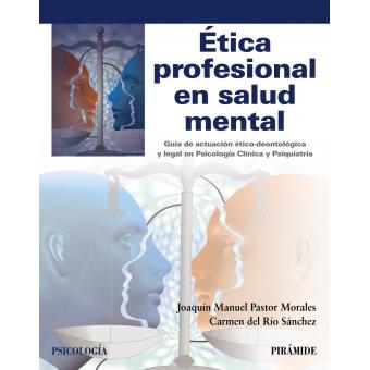 Ética profesional en salud mental
