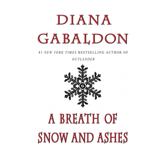 A Breath Of Snow And Ashes. Outlander 6 (Dell)