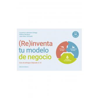 (Re)inventa tu modelo de negocio. Con el enfoque Odyssée 3.14