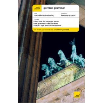 German Grammar. A new Approach