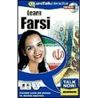 Talk Now:  Aprenda Farsi/Persa.  Nivel elemental.  CD-ROM