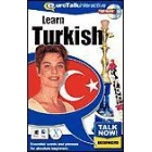 Talk Now:  Aprenda Turco.  Nivel elemental.  CD-ROM