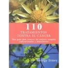 110 tratamientos contra el cáncer
