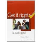 Get it Right 1 Student's Book catalan