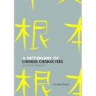A Dictionary of Chinese Characters. Accessed by phonetics