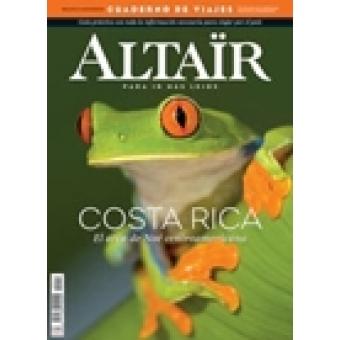 Costa Rica -El arca de Noé centroamericana- Revista Altaïr 45