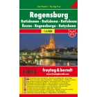 Ratisbona/Regensburg (Alemania). City Pocket 1/6.000