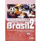 Novo Avenida Brasil 2. Livro texto + Livro de Exercícios + CD