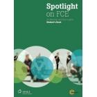 Spotlight on FCE Student's Book + MyFCE online pack
