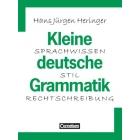 Kleine deutsche Grammatik