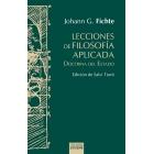 Lecciones de filosofía aplicada (Doctrina del Estado)