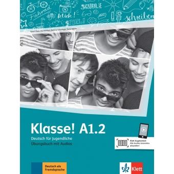 Klasse! a1.2 libro de ejercicios + audio