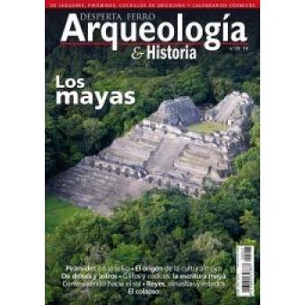 AQ Nº23: Los mayas (Desperta Ferro)