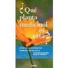 ¿Qué planta medicinal es esta? 170 plantas medicinales fáciles de identificar