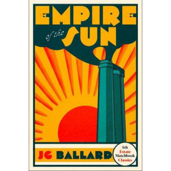 Fourth Estate Matchbook Classics: Empire Of The Sun