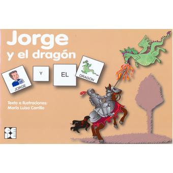 Jorge y el dragón. Colección pictogramas.