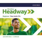 New Headway 5th edition - Beginner - Class CD