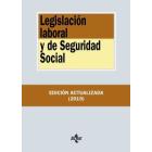 Legislación laboral y de Seguridad Social (2019)