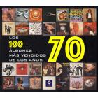 Los 100 álbumes más vendidos de los años 70