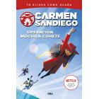 Carmen Sandiego 2. Operación mochila-cohete