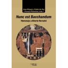 Nunc est Bacchandum. Homenaje a Alberto Bernabé