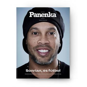 Panenka #92. El fútbol que se lee. Sonrían, es fútbol.