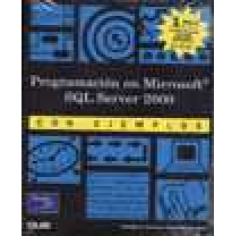 Programación en Microsoft SQL server 2000 con ejemplos