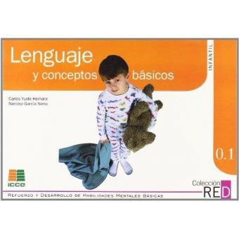 0.1 Lenguaje y conceptos básicos. Infantil. (4-6 años)