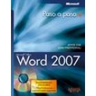 Word 2007. Paso a paso