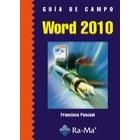 Guía de campo Word 2010