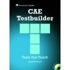 CAE Testbuilder with key & Audio CD
