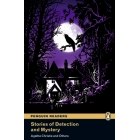 Mystery Stories of Detection + MP3 (Penguin Readers 5)